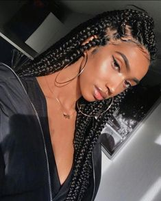 ↠ xo_nikkibroome❥ #xonikkibroome #nikkibroome #2019 #trendy #trends #trending #nowtrending #2019trends #hair #hairstyles #hairbeauty #braidstyles  #beauty #braids