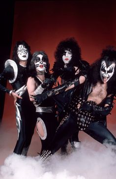 """KISS """"KISS is a brand, not a band. KISS is like a cockroach that will outlive you all....""""  -Gene Simmons"""