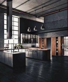Stunning Kitchen Design by Arredi & Dintorni.
