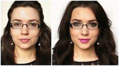 19 trendy eye makeup for glasses thoughts - Makeup Tips For Dark Circles Makeup Tips, Beauty Makeup, Eye Makeup, Hair Makeup, Hair Beauty, Smokey Eyeshadow, Urban Decay Eyeshadow, Beauty Secrets, Beauty Hacks