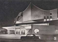 Berlin Philharmonic by Hans Scharoun (finished 1963)