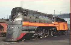 Sunday Streamline #9: Milwaukee Road Hiawatha – Dieselpunks