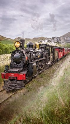 Weka Pass Railway, NZ - by Trey Ratcliff