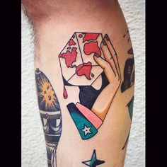 """Electric Tattoos 