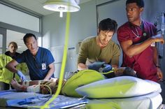 "The NBC show has attained a measure of success by sticking to the template of a highly successful medical dramedy, ""Grey's Anatomy. Eion Macken, Night Shift Tv, Season 2, Tv Shows, Merlin, Favorite Things, King, York, Times"