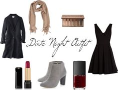 Easy, Stunning Date Night Outfit