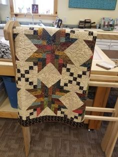 Seen in Merry's Stitches in Jessup IA