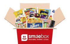 El baile de las hormigas: Smile-box X2