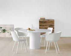 Hiroki Dining Table, e15