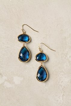I have these in peridot green - theyre lovely! this color is stunning too $32 from anthropologie