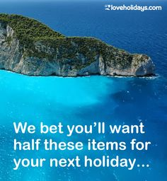 We bet you'll want half of The Ultimate 10 Items for Any Holiday! Check them out here. Us Travel, Travel Tips, Next Holiday, Check, Blog, Fun, Travel Advice, Blogging, Travel Hacks