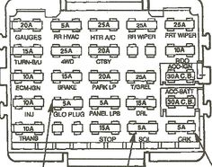 94 astro van fuse wiring diagram wiring diagram 94 ranger wiring diagram 94 astro van wiring diagram #14