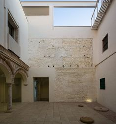 García Torrente . Rehabilitación del Antiguo Colegio Ignacio Halcón . Lebrija  (1)