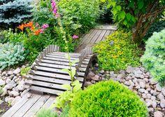 8 puutarhasiltaa eri tyyleihin   Meillä kotona