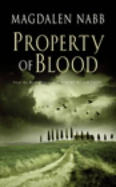 Property of Blood by MAGDALEN NABB http://www.amazon.com/dp/0434011940/ref=cm_sw_r_pi_dp_U4X.tb10CZZYH