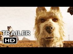 Isle of Dogs Official Trailer #1 (2018) Wes Anderson, Bryan Cranston Animated Movie HD - YouTube
