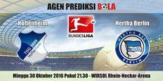 Prediksi Bola Hoffenheim vs Herta Berlin 30 Oktober2016