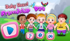 Celebrate Friendship Day in most joyful way with Baby Hazel and friends. https://play.google.com/store/apps/details?id=air.org.axisentertainment.BabyHazelFriendshipDay
