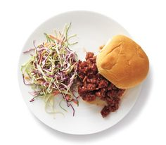 Turkey Sloppy Joes  Was good. Monty really liked. Maren doesn't like sloppy joes much. David thought was too sweet so will use a different BBQ sauce. Used red pepper and red onion.