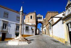 Pelourinho de Elvas - Elvas, Alentejo.