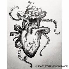 Kraken heart