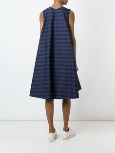 Sofie D'hoore striped sleeveless dress