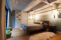 Cambridge Bachelor - eclectic - bedroom - boston - Mistura Interior Design, Inc