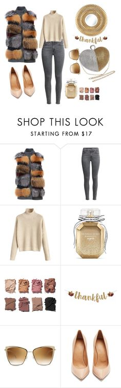"""Sunday Best"" by angieberrys on Polyvore featuring S.W.O.R.D., Victoria's Secret, Illamasqua, Maison Margiela and Noble Park"