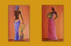 imagenes de africanas para imprimir - Buscar con Google