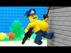 Lego Police School - Parkour Training is a Lego Stop Motion Animation. Pj Masks Costume, Lego Police, Parkour, Stop Motion, Baby Birthday, Animation, Film, School, Shower Ideas