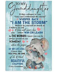 Granddaughter Shirts, Hoodies, Posters, Mugs | Cool Grandma Store