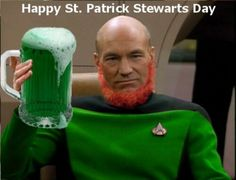 A man for all seasons. | 26 Reasons To Love Patrick Stewart