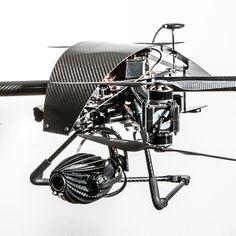 Drone Dual camera THERMAL IR - RGB