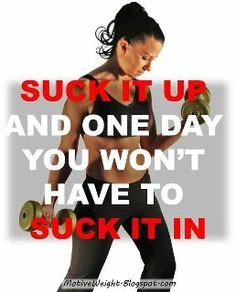 Weight training is for girls!