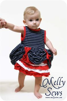 5bf83d6c6 7 Best 4th of July Baby Hair Bows images