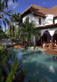 Baoase Resort Curaçao. Design by Roel van Heeswijk