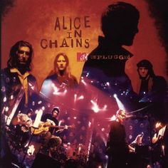 Alice in Chains : Unplugged CD (1996) #Grunge