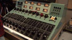 UA 610 Console