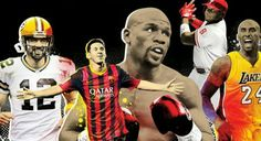 Juels of Rome's Updates: TOP 25 PAID ATHLETES IN THE WORLD | ESPN