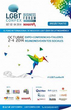 5th International LGBT Confex business Forum 2014, Bogotá, Colombia - Google+