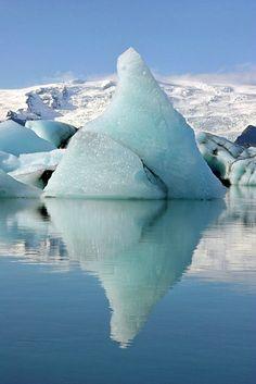 Ijsland: Prachtig zo blauw!!
