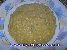 Risotto zucca e gorgonzola ..  http://www.ricettegustose.it/Primi_risotti_html/Risotto_zucca_e_gorgonzola.html
