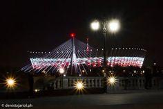 Un insolito tour! Visita allo Stadio Nazionale di Varsavia