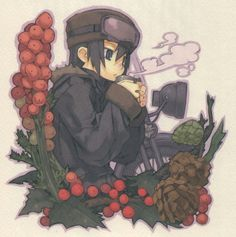 Kino's Journey (Kino and Hermes)