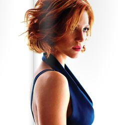Brittany Snow goes ginger!