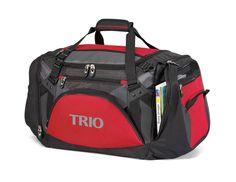 Large Vertex Tech Duffel – Texas Association of Student Special Services Programs (TASSSP) #TRIO conference bag,  2/28/2015