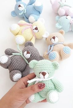 crochet amigurumi free patterns Amazing Beauty Amigurumi Doll and Animal Pattern Ideas Crochet Amigurumi Free Patterns, Crochet Animal Patterns, Stuffed Animal Patterns, Doll Patterns, Pattern Ideas, Crochet Animals, Crochet Easter, Crochet Teddy, Cute Crochet