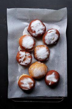 blackberry jam donuts