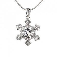 Stříbrný přívěsek - sněhová vločka 17 mm Belly Button Rings, Boho, Jewelry, Jewlery, Jewerly, Schmuck, Bohemian, Jewels, Belly Rings