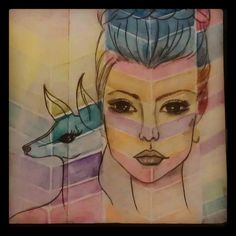 """Deer girl"" dream and create..."